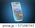 cad model of scientific calculator 57106743