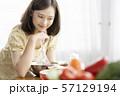 女性 ライフスタイル 料理 57129194