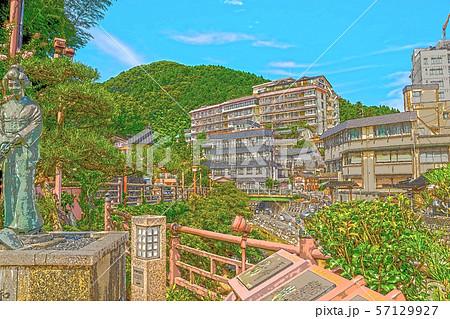 湯村温泉 57129927
