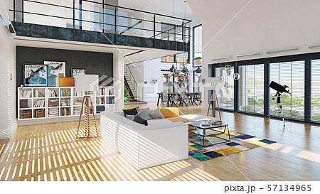 modern house interior design 57134965