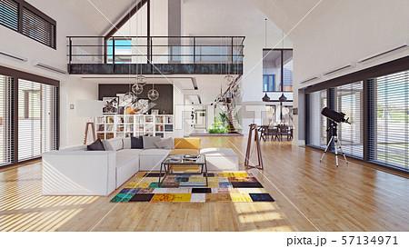modern house interior design 57134971