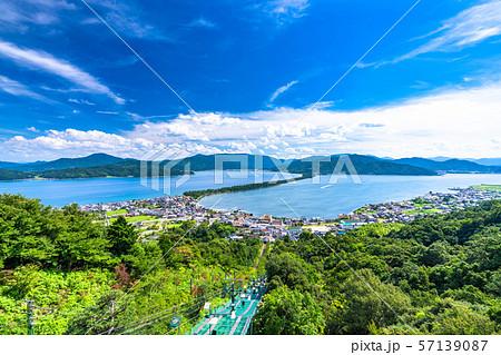 《京都府》天橋立・傘松公園より 57139087