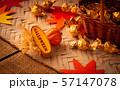 ハロウィーンイメージ ハロウィン お菓子 おもちゃカボチャ 57147078