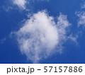 青空の雲 57157886