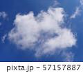 青空の雲 57157887