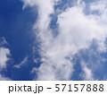 青空の雲 57157888