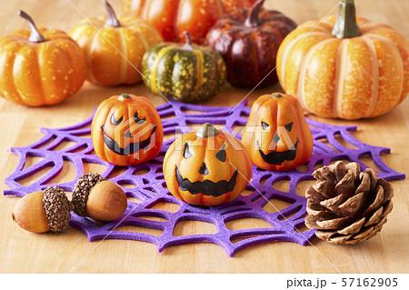 ハロウィンかぼちゃ 57162905