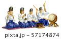芸北神楽(楽人) 57174874