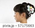 女の子ヘアアレンジイメージ 57175663