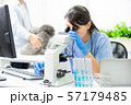veterinarian use microscope 57179485