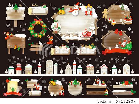 クリスマス3 57192807