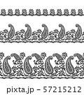 ペイズリーのエスニックボーダー, 57215212