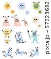 ばい菌イメージ 57223682