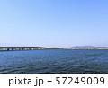 滋賀県・琵琶湖・近江大橋 57249009