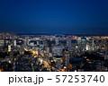 東京都心の夜景 57253740