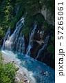 北海道・美瑛 白ひげの滝 57265061