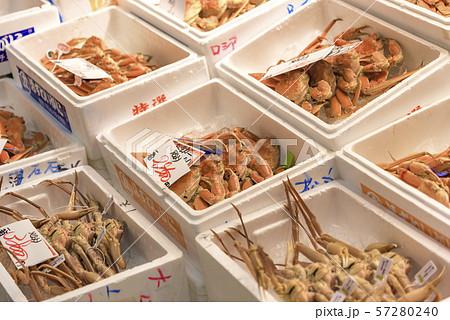【近江市場 蟹】 57280240