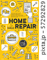 Construction and diy instruments, toolkit 57292829