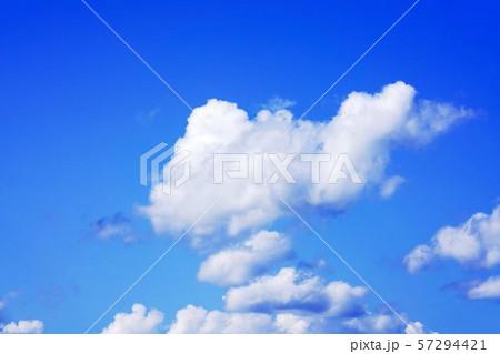 空 青空 雲 57294421