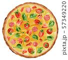 ピザ 57349220