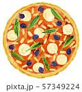 ピザ 57349224
