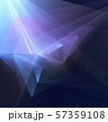Abstract Geometric Blue - Purple Background 57359108