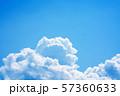 空 青空 雲 57360633