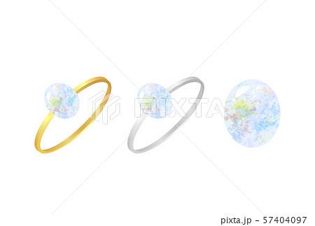 オパール 57404097