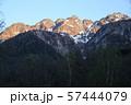 徳澤から前穂高 57444079