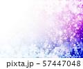 青紫色雪柄 57447048
