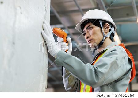 建設現場 不動産 建築 建設 建築士 ビジネス 設計 57461664