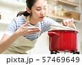 女性 ライフスタイル 料理 57469649