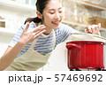 女性 ライフスタイル 料理 57469692
