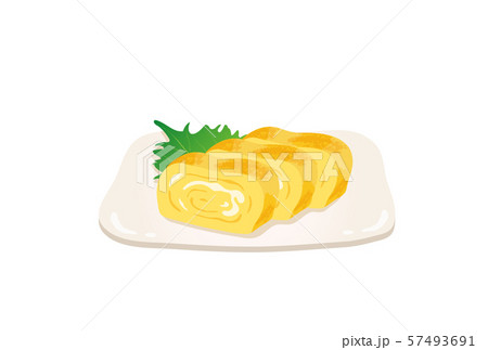 卵焼き 57493691