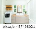 バスルーム 住宅 インテリアイメージ 57498021