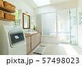 バスルーム 住宅 インテリアイメージ 57498023