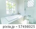 バスルーム 住宅 インテリアイメージ 57498025