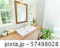 バスルーム 住宅 インテリアイメージ 57498028