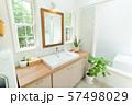 バスルーム 住宅 インテリアイメージ 57498029