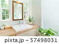 バスルーム 住宅 インテリアイメージ 57498031