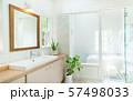 バスルーム 住宅 インテリアイメージ 57498033