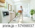 バスルーム 住宅 インテリアイメージ 57498037