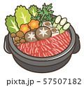すき焼き 57507182