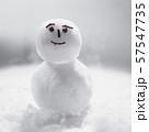 雪だるまのキャラクター 57547735