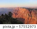 夕方のグランドキャニオン アメリカ アリゾナ 57552973