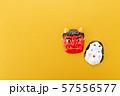 鬼とおかめ 57556577