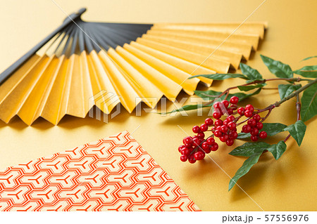 南天(造花) 57556976