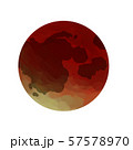 皆既月食/ブラッドムーン 57578970