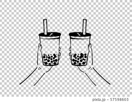 台湾旅行 珍珠奶茶 57598603