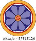 Colorful korean traditional motifs illustration 030 57615120
